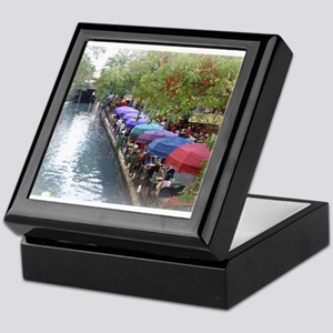Riverwalk Keepsake Box
