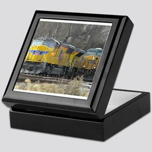 RailFans Keepsake Box