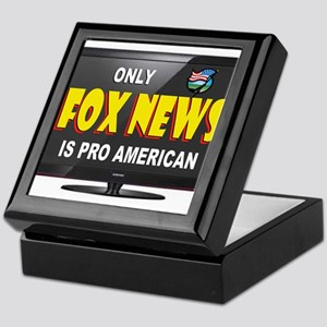 FOX NEWS Keepsake Box