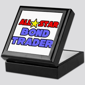"""All Star Bond Trader"" Keepsake Box"