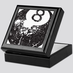 8 Ball Keepsake Box