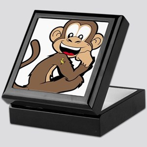 cheeky Monkey Keepsake Box