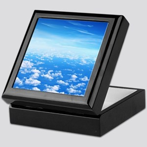 CLOUDS Keepsake Box