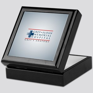 Grey Sloan Memorial Hospital Keepsake Box