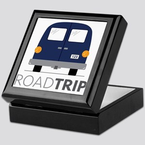 Road Trip Keepsake Box