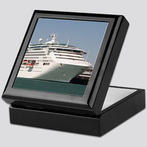 Dawn Princess Cruise Ship Keepsake Box