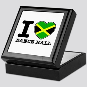 I love Dance Hall Keepsake Box