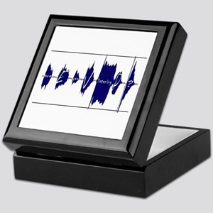 Electronic Voice Phenomena Keepsake Box