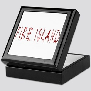 Fire Island Keepsake Box