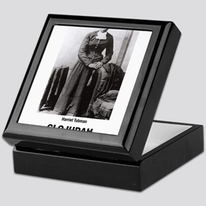 CLOJudah Harriet Tubman Keepsake Box
