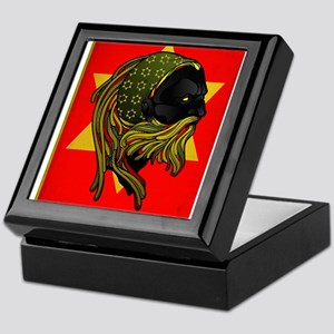 CLOJudah Rastafari Star Keepsake Box