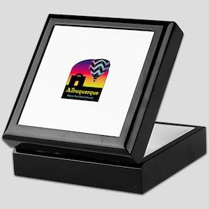 Albuquerque Keepsake Box