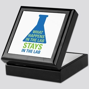 In The Lab Keepsake Box