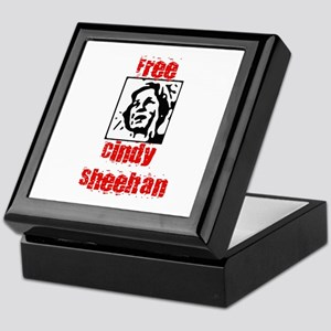 Free Cindy Sheehan Keepsake Box