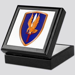 1st Aviation Brigade Keepsake Box