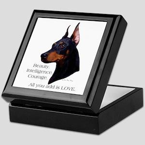 Dobe-Add Love Keepsake Box