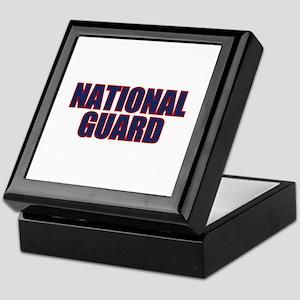 NATIONAL GUARD Keepsake Box