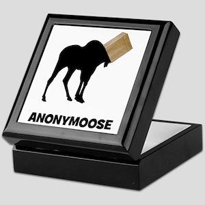 Anonymoose Keepsake Box
