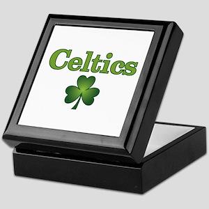 Celtics Keepsake Box