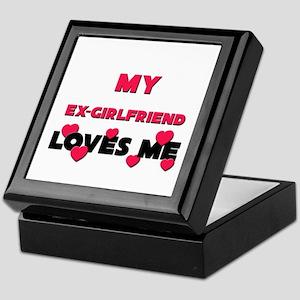 My EX-GIRLFRIEND Loves Me Keepsake Box