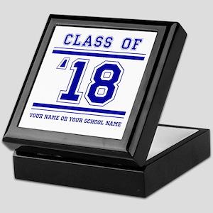 Class 2018 Keepsake Box