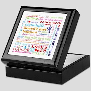 Ultimate Dance Collection Keepsake Box