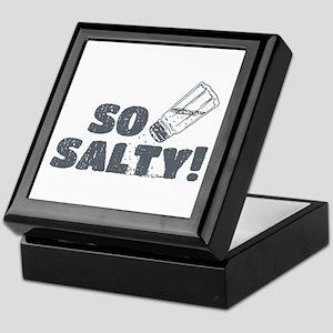 So Salty Keepsake Box