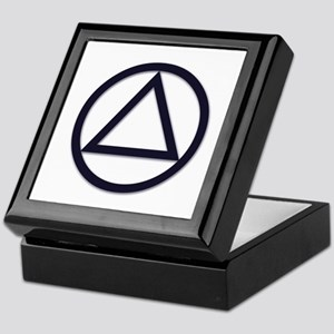 A.A. Symbol Basic - Keepsake Box