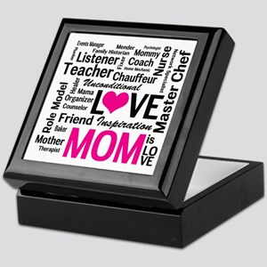 Do it All Mom, Mother's Day, Birthday Keepsake Box
