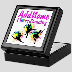 DANCER DREAMS Keepsake Box