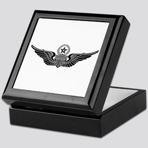 Aviator - Master B-W Keepsake Box