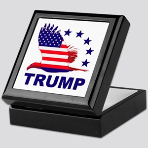 Trump For America Keepsake Box