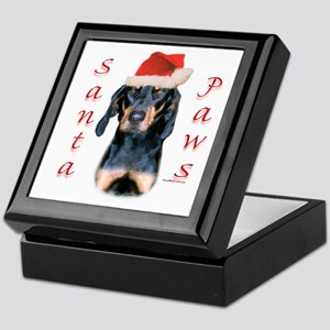 B&T Paws Keepsake Box