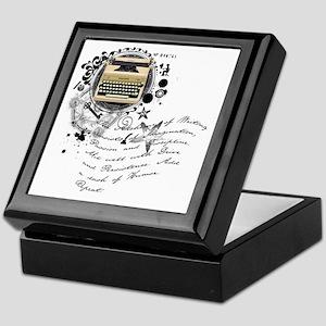 The Alchemy of Writing Keepsake Box