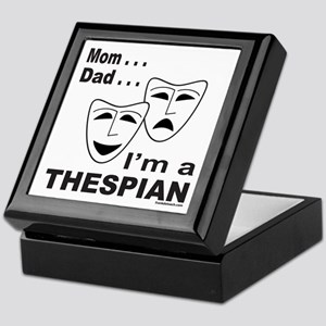 ACTOR/ACTRESS/THESPIAN Keepsake Box