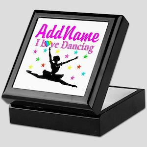 FOREVER DANCING Keepsake Box
