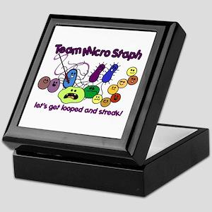I Love Bacteria Keepsake Box