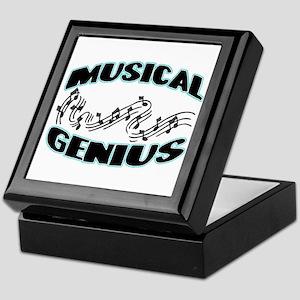 Musical Genius Keepsake Box