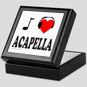 ACAPPELLA Keepsake Box