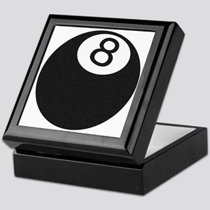 Riyah-Li Designs 8 Ball Keepsake Box
