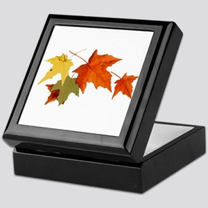 Autumn Colors Keepsake Box