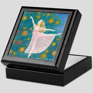 Clara Ballet Keepsake Box