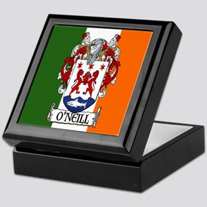 O'Neill Arms Tricolour Keepsake Box
