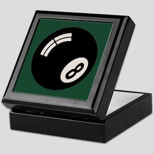 8-Ball - Toony Keepsake Box
