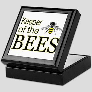 keeping bees Keepsake Box