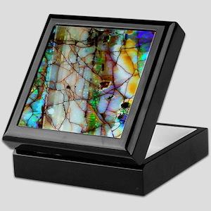 Opalesque Keepsake Box