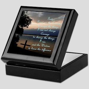 chapel_prayer_God Boxe/Medallion Box
