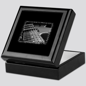 Electric Guitar 1 Keepsake Box