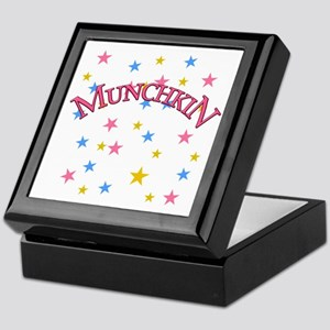 Munchkin Wizard of Oz Keepsake Box