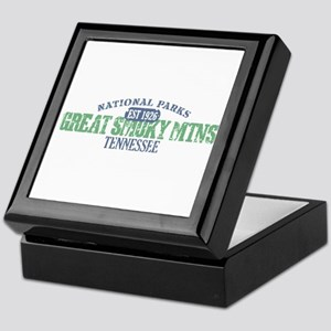 Great Smoky Mountains Nat Par Keepsake Box